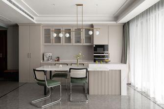20万以上140平米四室两厅法式风格餐厅图