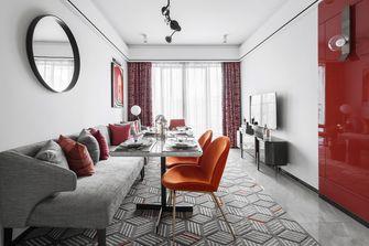 20万以上110平米三室两厅新古典风格餐厅图片大全