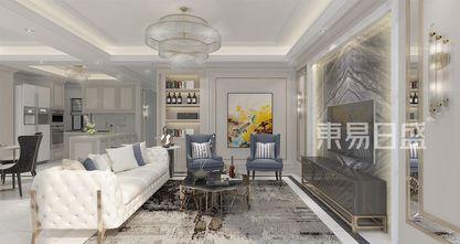 140平米三欧式风格客厅装修图片大全
