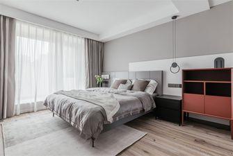 富裕型140平米四室一厅现代简约风格卧室效果图