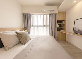 10-15万80平米三日式风格卧室装修案例