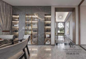 20万以上140平米别墅中式风格餐厅装修图片大全