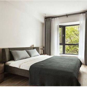 富裕型140平米四室一厅现代简约风格卧室装修案例