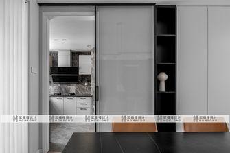 20万以上140平米三室三厅混搭风格厨房设计图