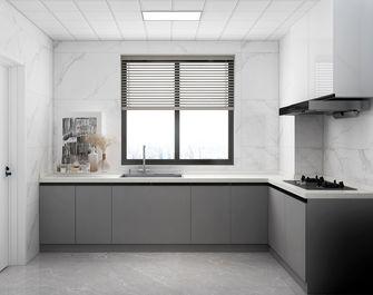 20万以上120平米三室两厅公装风格厨房装修案例