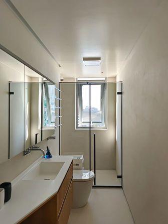 富裕型70平米三室两厅现代简约风格卫生间装修效果图