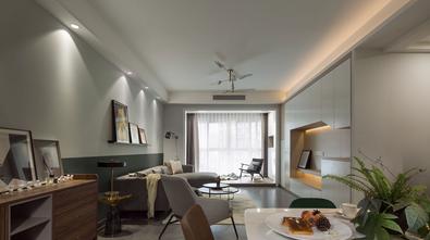120平米四室一厅北欧风格客厅装修案例
