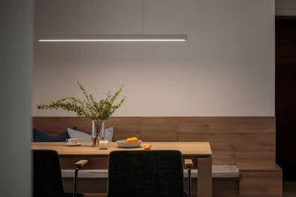 3-5万50平米一居室现代简约风格餐厅装修案例