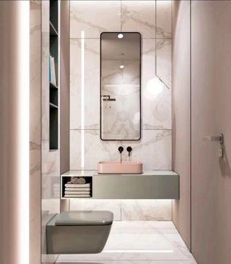 豪华型140平米混搭风格卫生间图
