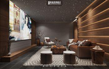 20万以上140平米别墅混搭风格影音室图片大全