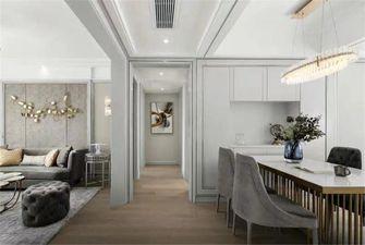90平米三室两厅美式风格走廊图片