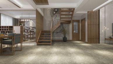 豪华型140平米复式中式风格楼梯间装修案例