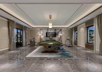 140平米别墅中式风格健身房效果图