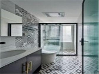 经济型70平米一室两厅轻奢风格卫生间图片大全