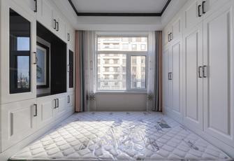 20万以上140平米三室两厅新古典风格书房设计图