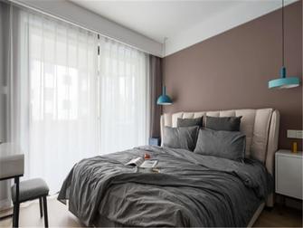经济型120平米混搭风格卧室效果图