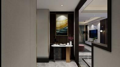 110平米三室一厅北欧风格走廊图