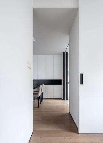 豪华型130平米三室一厅现代简约风格玄关图