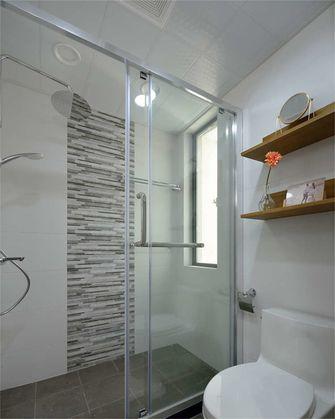 富裕型120平米三室两厅日式风格卫生间欣赏图