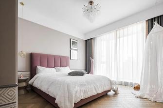 豪华型140平米三室三厅现代简约风格青少年房装修效果图