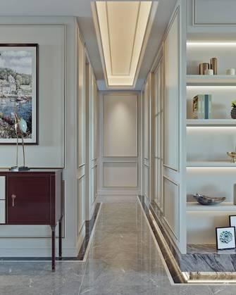 140平米四室两厅法式风格走廊图