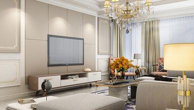110平米三欧式风格客厅效果图