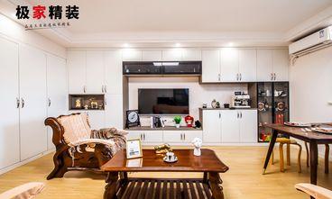 60平米公寓混搭风格客厅装修图片大全