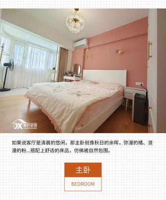 60平米日式风格卧室设计图