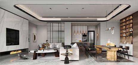 豪华型140平米四室两厅法式风格客厅图片
