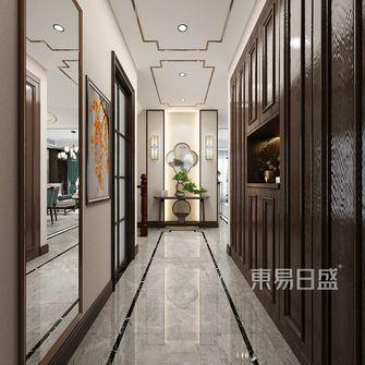 20万以上140平米复式中式风格玄关装修效果图