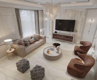 140平米别墅轻奢风格客厅图片大全