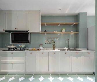 豪华型120平米三室两厅北欧风格厨房图片