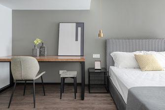 100平米公寓北欧风格卧室图片大全