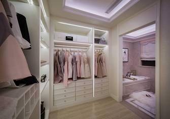 140平米别墅美式风格衣帽间图片