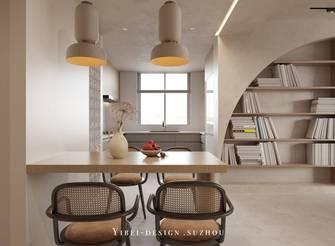 经济型140平米一居室日式风格餐厅装修图片大全
