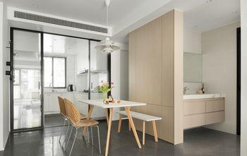 100平米现代简约风格餐厅效果图