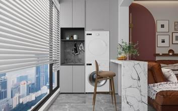 豪华型110平米三东南亚风格客厅设计图