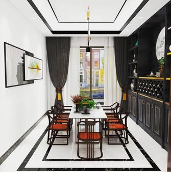 15-20万130平米三室两厅中式风格餐厅图片大全