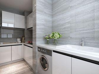 经济型110平米三现代简约风格厨房装修效果图