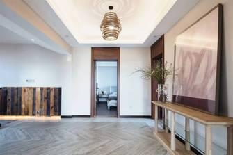 20万以上140平米别墅北欧风格走廊装修案例