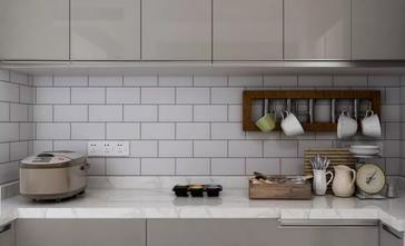 经济型四北欧风格厨房装修图片大全