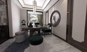 20万以上120平米四室两厅中式风格书房效果图