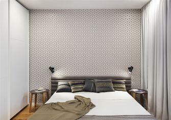 豪华型50平米一室一厅北欧风格卧室图片大全