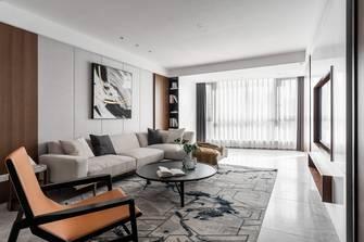 豪华型140平米四现代简约风格客厅装修案例