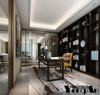 豪华型140平米复式港式风格书房装修图片大全