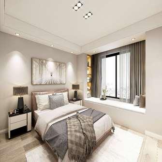 20万以上140平米别墅北欧风格卧室图