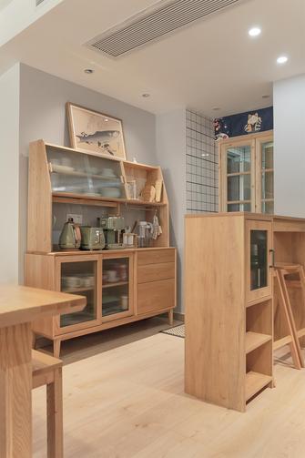 130平米四室两厅日式风格厨房装修效果图
