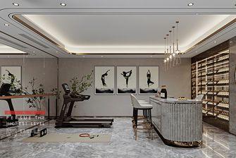 20万以上140平米别墅轻奢风格健身房装修图片大全