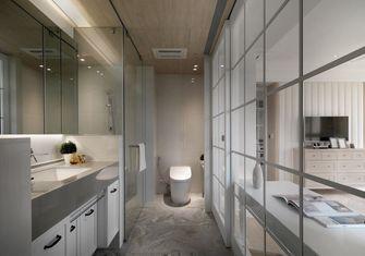 20万以上140平米三室一厅美式风格卫生间图片
