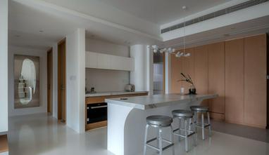 100平米三轻奢风格厨房图
